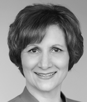 Photo: Suzanne Bonamici smiles and looks at the camera
